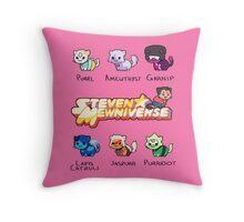 Steven Mewniverse Throw Pillow