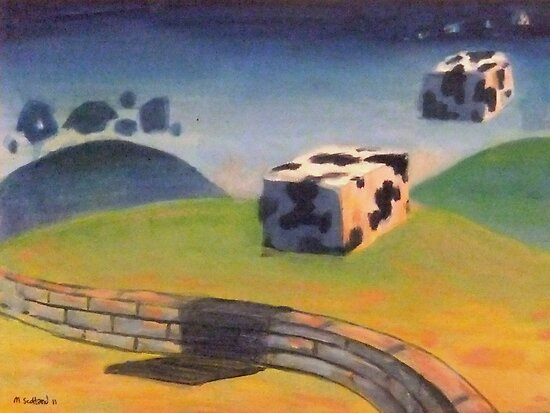 Wake up - the coobs are on the moove by Matthew Scotland