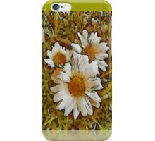 Daisies Three ~ iPhone case iPhone Case/Skin