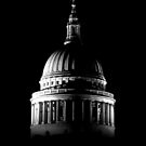 St. Pauls Cathedral Dome by HRLambert