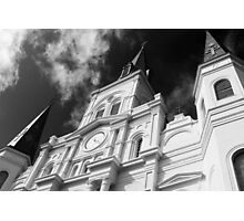 St. Louis Cathedral, New Orleans Photographic Print