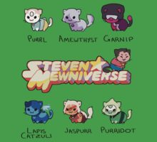 Steven Mewniverse Baby Tee