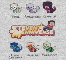 Steven Mewniverse Baby Tee