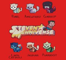 Steven Mewniverse Kids Clothes