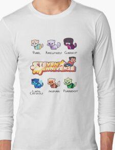 Steven Mewniverse Long Sleeve T-Shirt
