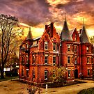 Wellesley College,Schneider Center by LudaNayvelt