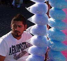 Candyfloss - Algodón de azúcar by Bernhard Matejka