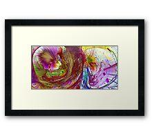 Sturm und Drang #2 Framed Print