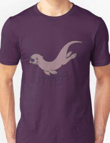 Cute River Otter Shirt T-Shirt