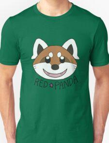 Cute Red Panda Grin T-Shirt