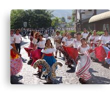 History, Tradition and Culture - this is Mexico - Historia, tradicion y cultura - este es Mexico Metal Print