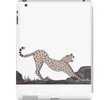 C for Cheetah - Alphabetical Animals iPad Case/Skin