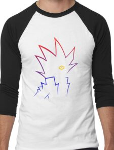 Yugi Moto Men's Baseball ¾ T-Shirt