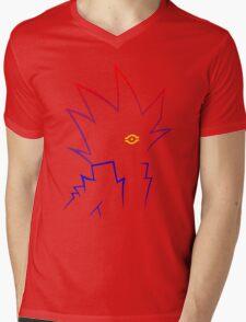 Yugi Moto Mens V-Neck T-Shirt
