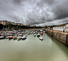 Tenby Harbour Pembrokeshire 5 by Steve Purnell