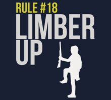 Zombie Survival Guide - Rule #18 - Limber Up by AlexNoir
