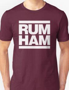 Rum Ham - Always Sunny in Philadelphia (White) Unisex T-Shirt