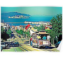 SAN FRANCISCO. Poster
