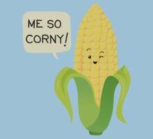 So Corny! Baby Tee