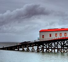Tenby Lifeboat House 3 by Steve Purnell