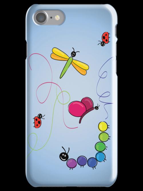bug tracks by sabrina card