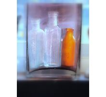 Bottles in a Bottle Photographic Print