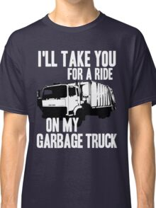 Sex Bob-Omb - Garbage Truck - Scott Pilgrim  Classic T-Shirt