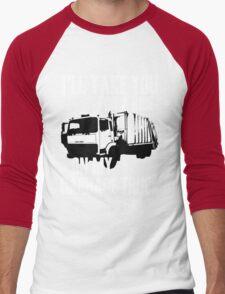Sex Bob-Omb - Garbage Truck - Scott Pilgrim  Men's Baseball ¾ T-Shirt