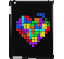 THE GAME OF LOVE ( Dark Version ) iPad Case/Skin