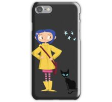 Coraline iPhone Case/Skin