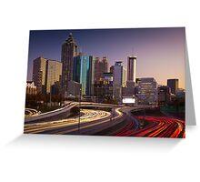 Atlanta Greeting Card