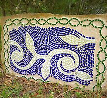 Portugal-inspired Mosaic by jocelynh