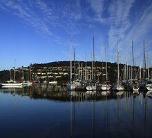 Bellerive Yacht Club Hobart by Noel Elliot