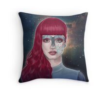 The future is now Throw Pillow