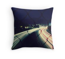 City Flow Throw Pillow