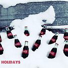 Coca-Cola Holiday by Hilary Walker