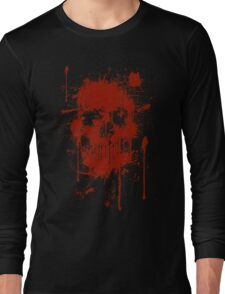 Skull 12 Long Sleeve T-Shirt