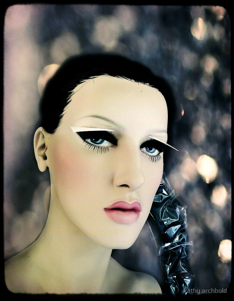 mannequin 4 by kathy archbold