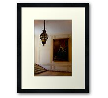 The Guardroom Framed Print