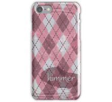 kimmer's iphone iPhone Case/Skin