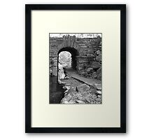 "By ""The Pool"" Central Park Framed Print"
