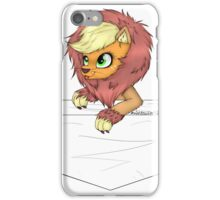 Lion Applejack iPhone Case/Skin