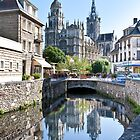 Evreux Cathedral by Gary Finnigan