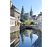 Evreux Cathedral Photographic Print