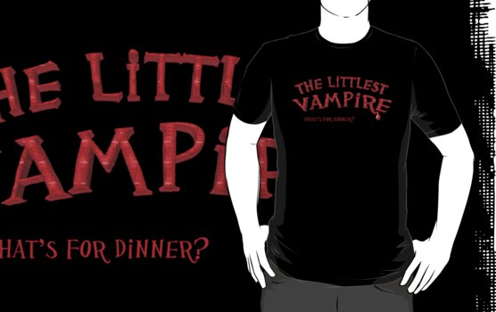 The Littlest Vampire: What's For Dinner by April Anderson