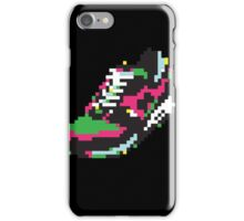 Pixelated Shoes iPhone Case/Skin