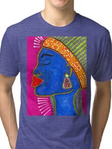 Color Me VIBRANT T-Shirt Tri-blend T-Shirt