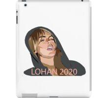 Lindsay Lohan 2020 iPad Case/Skin