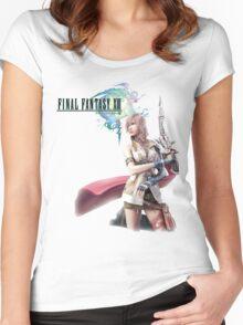 Lightning Women's Fitted Scoop T-Shirt