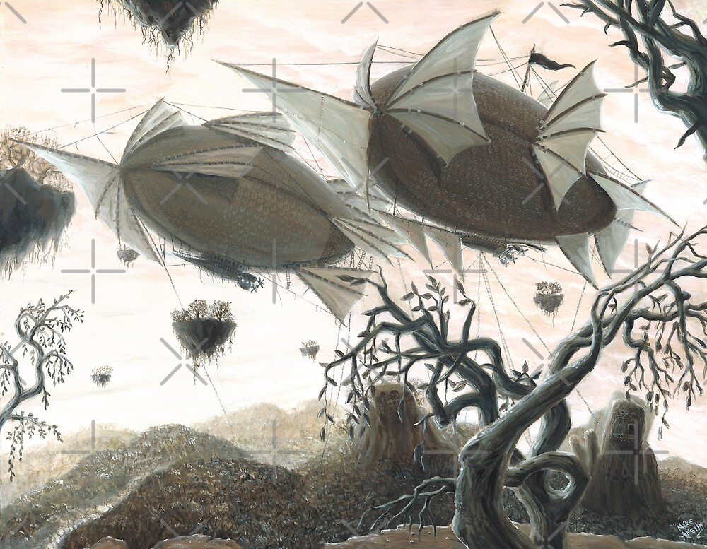 Lost City by Bethalynne Bajema